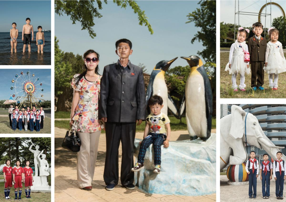 Corée du Nord 2017, Les loisirs Photographie Fine Art print sur papier Hahnemühle ©STEPHAN GLADIEU