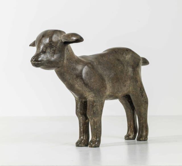 Agneau Bronze ©Denis Polge