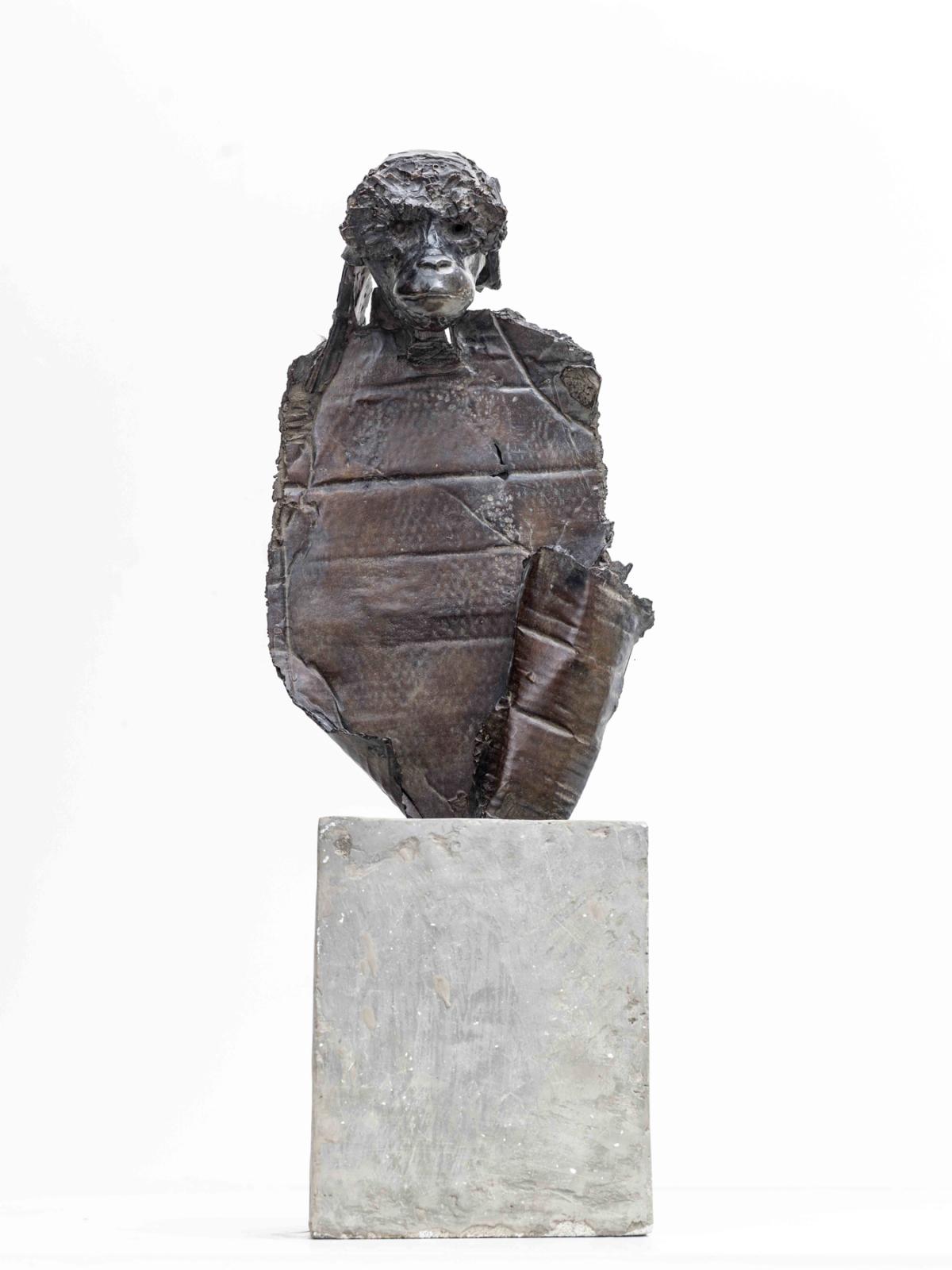 Orang-outan Bronze ©Denis Polge