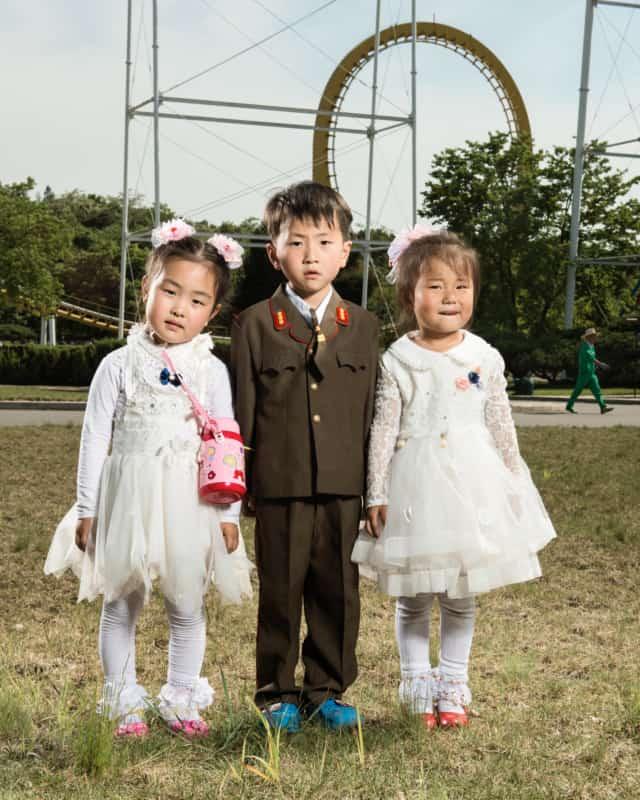 Corée du Nord #03, 2017 Fine Art print sur papier Hahnemühle 80 x 100 cm, SG-CN03 ©STEPHAN GLADIEU