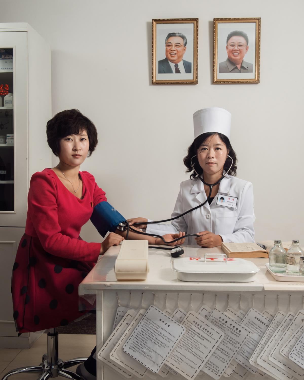 Corée du Nord #15, 2017 Photographie Fine Art print sur papier Hahnemühle SG-CN15 ©STEPHAN GLADIEU