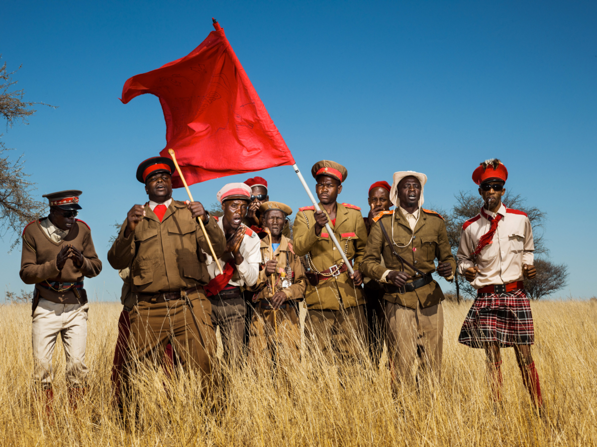Hereros #50, Namibie 2017 I Photographie Fine Art print sur papier Hahnemühle 80 x 100 cm I SG-HE50 ©STEPHAN GLADIEU