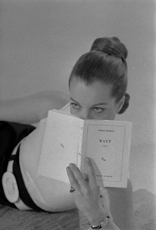 """Romy Schneider dans """"Dim Dam Dom"""", émission télévisée de Daisy de Galard, Paris, 17 février 1969, GC-13381-17A18 ©Fondation Gilles Caron"""