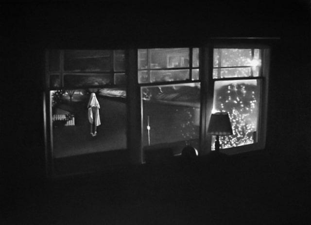 Ici ailleurs, 2019 Dessin à la pierre noire sur papier 60 x 80 cm, RT968 ©Raphaël Tachdjian