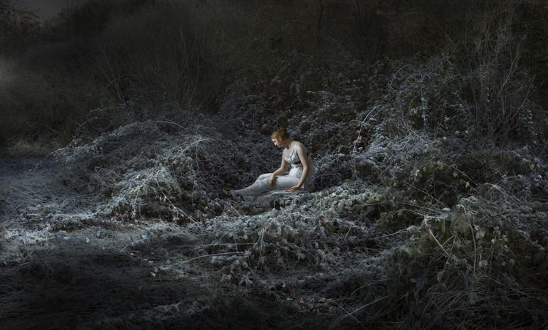 Untitled #15, Uncertain Fates, 2019 Photographie pigment print 110 x 168 cm édition 8 + 2 EA ND-1958 ©Nicolas Dhervillers