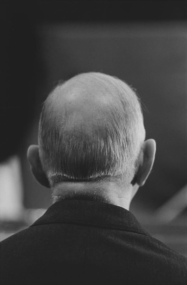 Le Président Charles de Gaulle, Istanbul, Turquie, octobre 1968, GC-10871-16A ©Fondation Gilles Caron