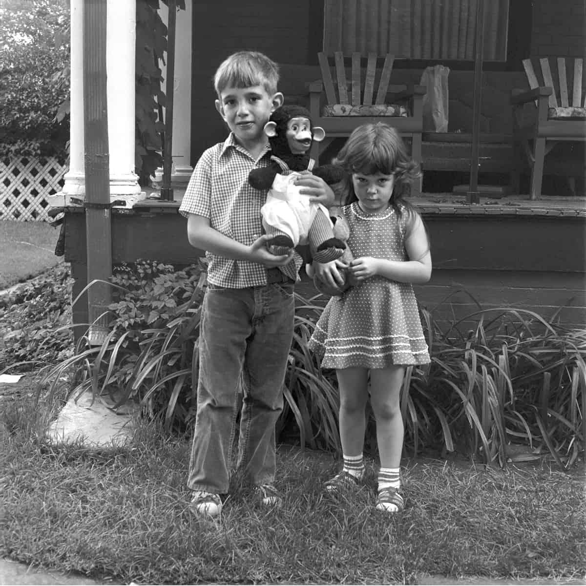 Andrew & Angela, Denver, 1978 Photographie ©Ricardo Bloch