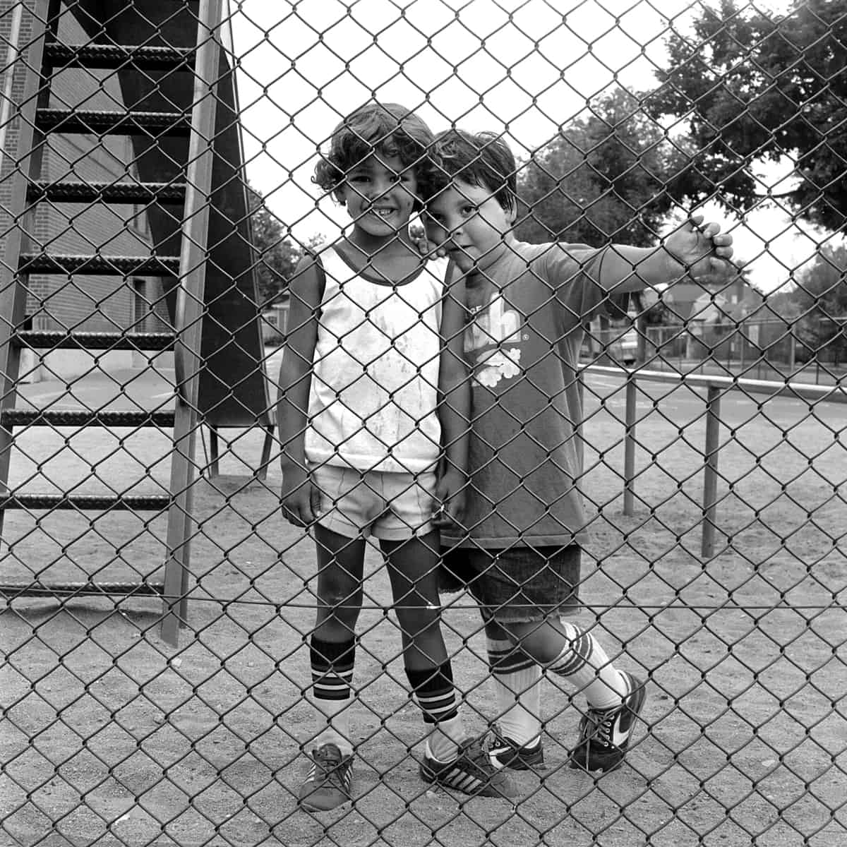 Chad & Bradley, Denver, 1978 Photographie ©Ricardo Bloch