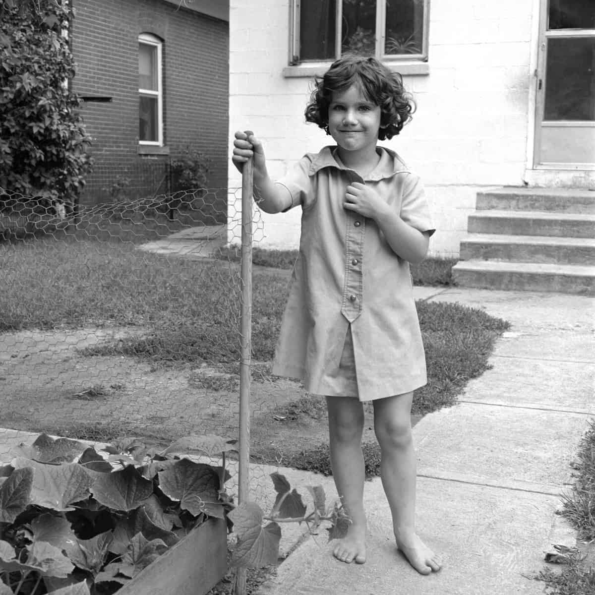 Erin, Denver, 1978 Photographie ©Ricardo Bloch