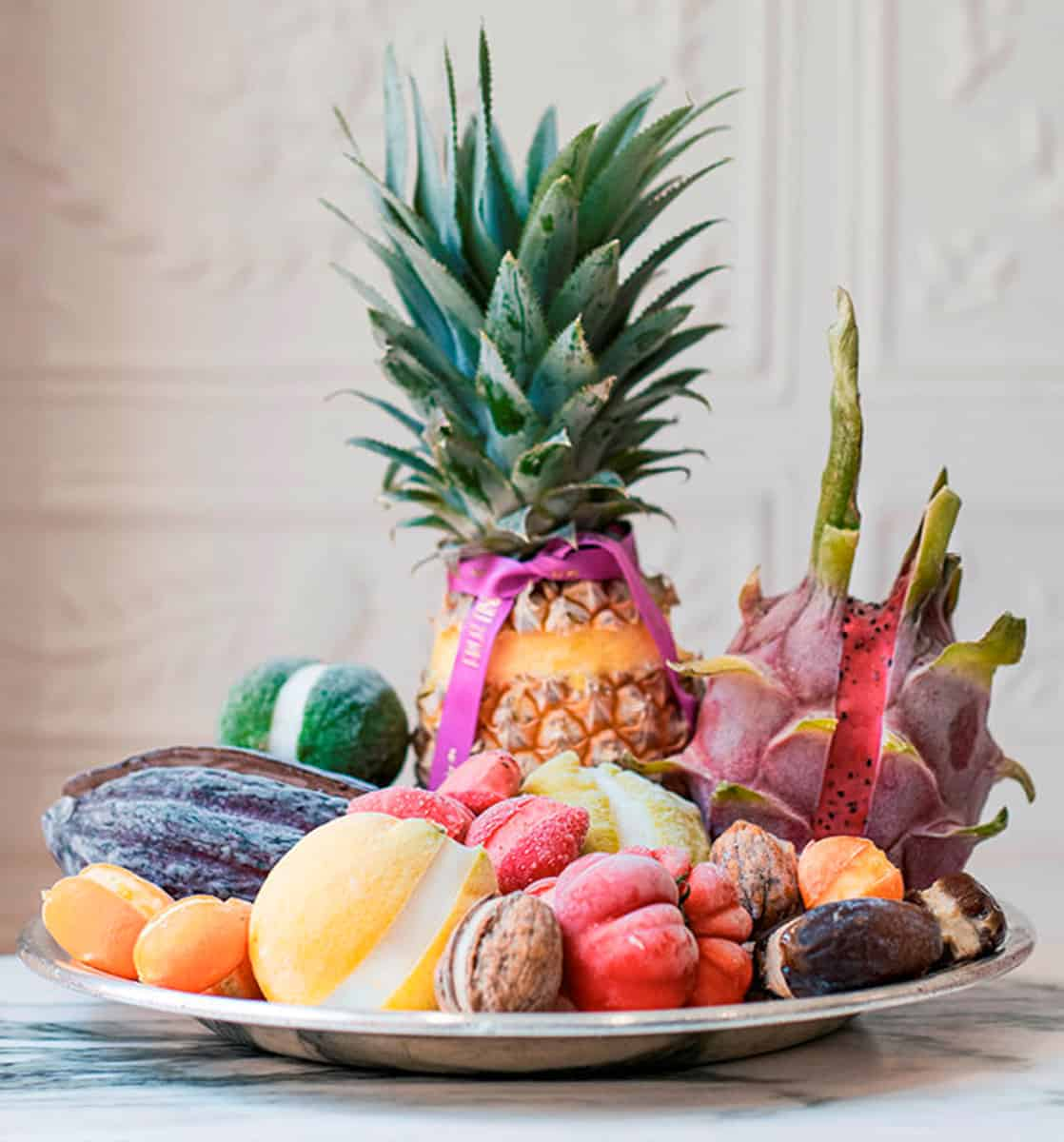 Fruits givrés - ©Fruttini by MO