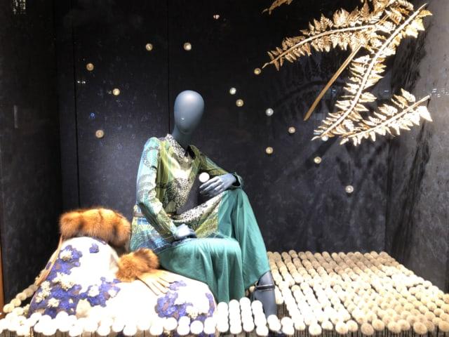 Vitrine de Noël 2019, Hermès ©Duy Anh Nhan Duc
