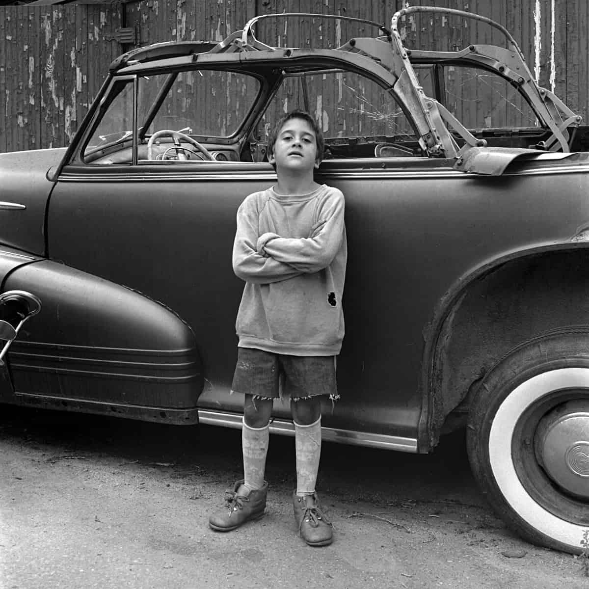 Johnny, Denver, 1978 Photographie ©Ricardo Bloch