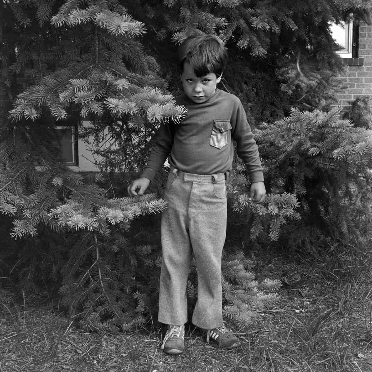 Julian, Denver, 1978 Photographie ©Ricardo Bloch
