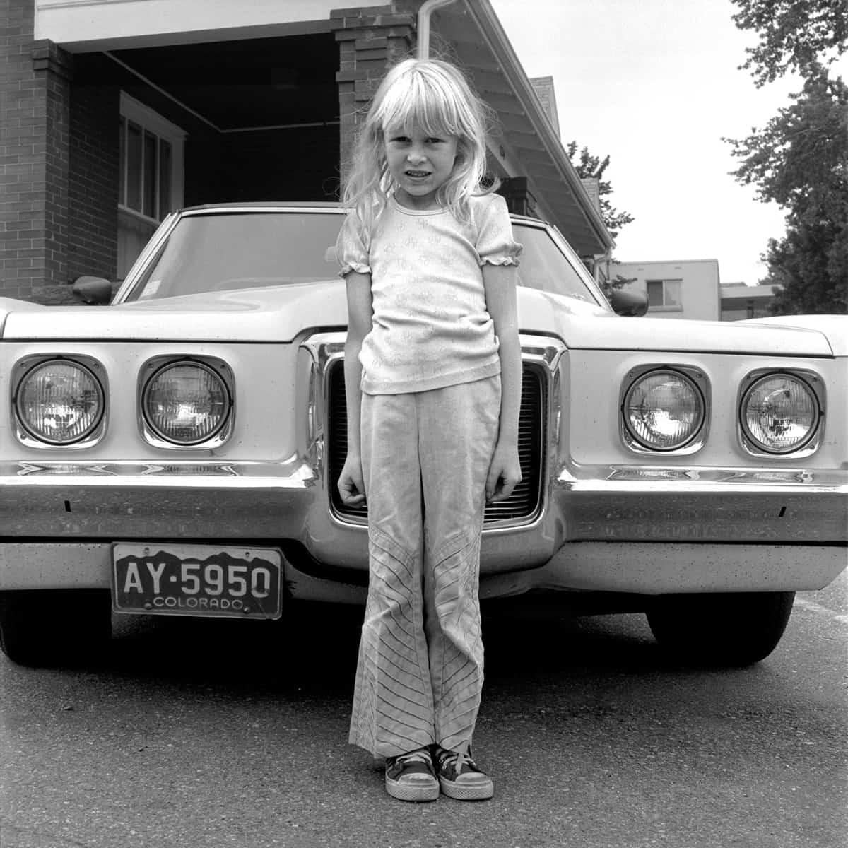 Lena, Denver, 1978 Photographie ©Ricardo Bloch