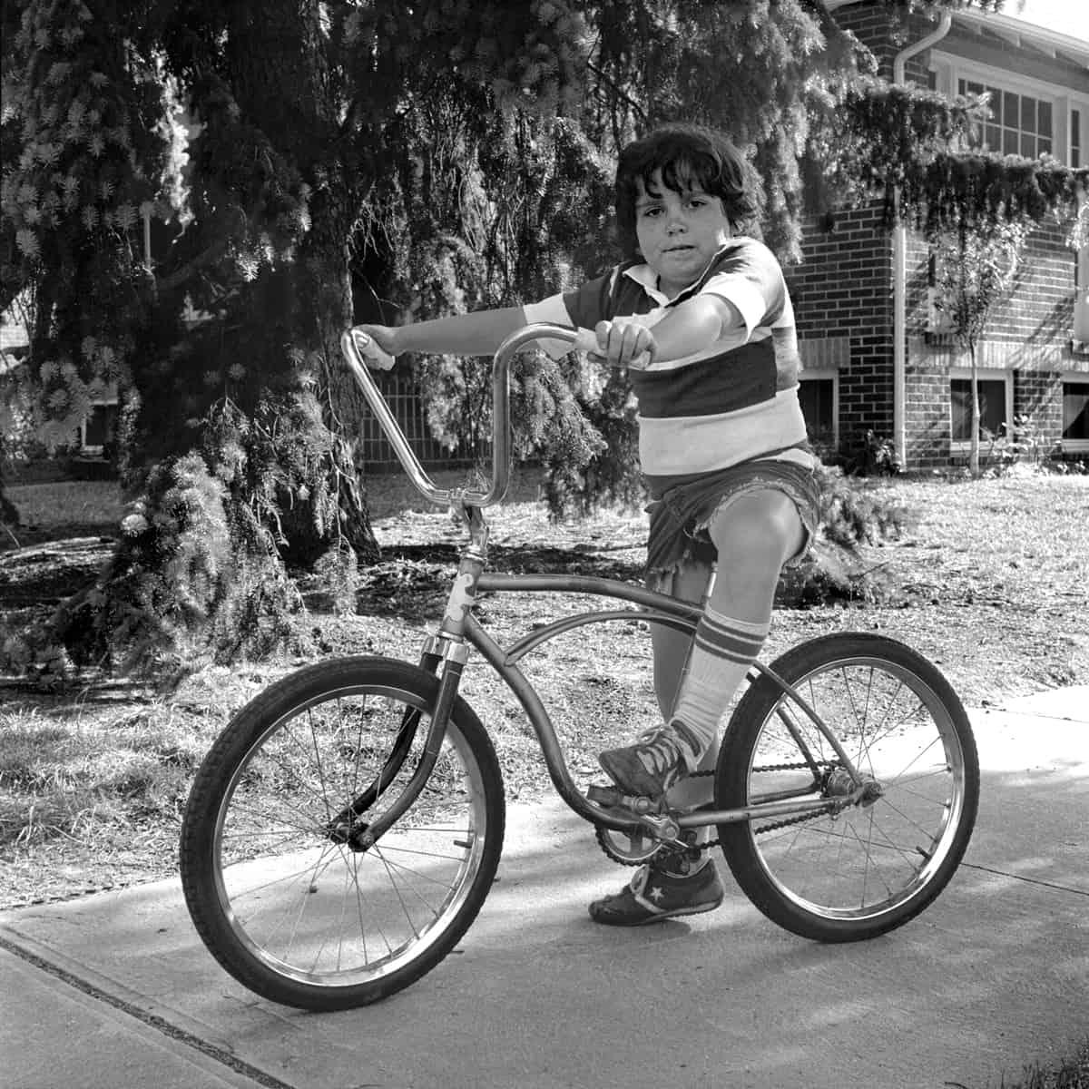 Matthew, Denver, 1978 Photographie ©Ricardo Bloch