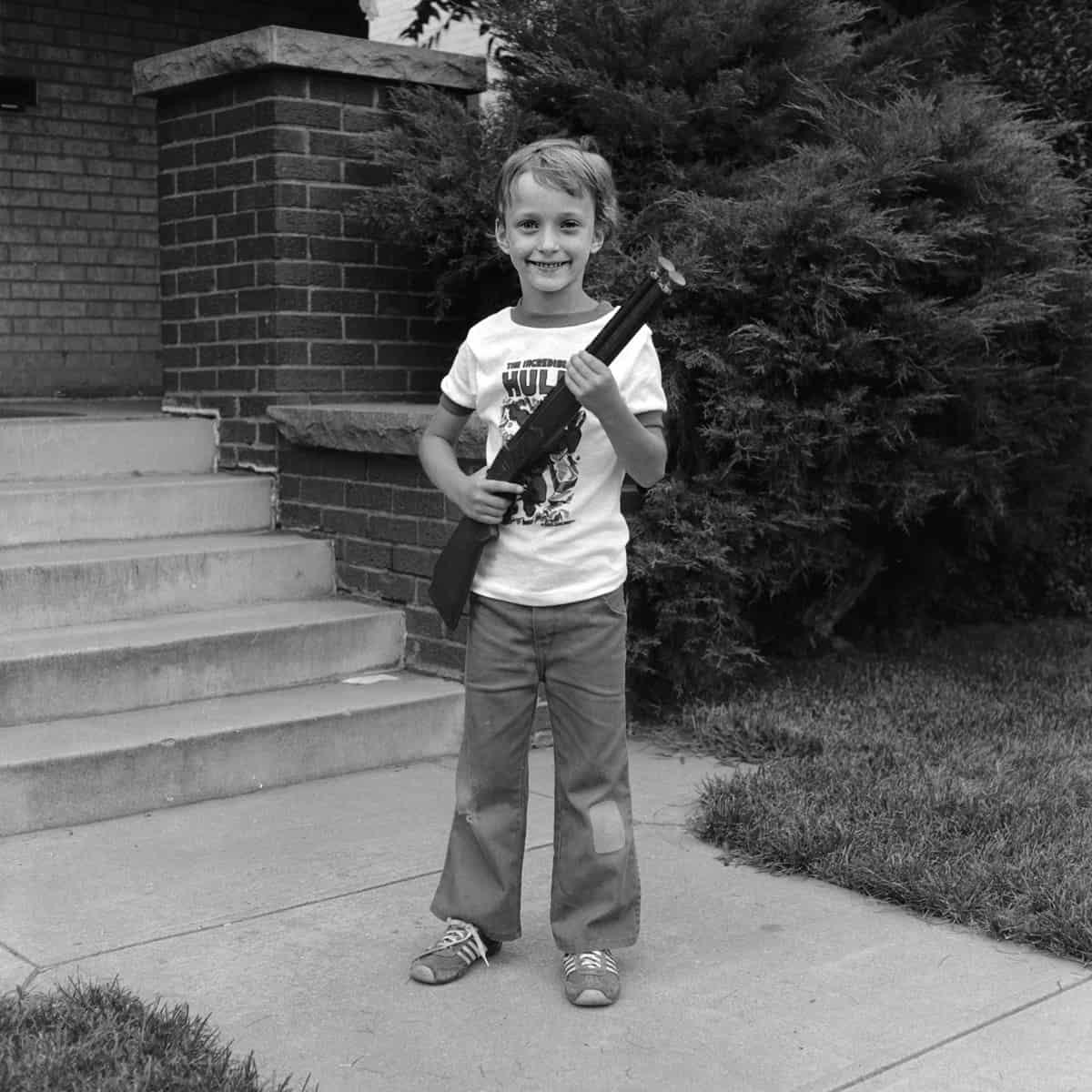 Mike, Denver, 1978 Photographie ©Ricardo Bloch