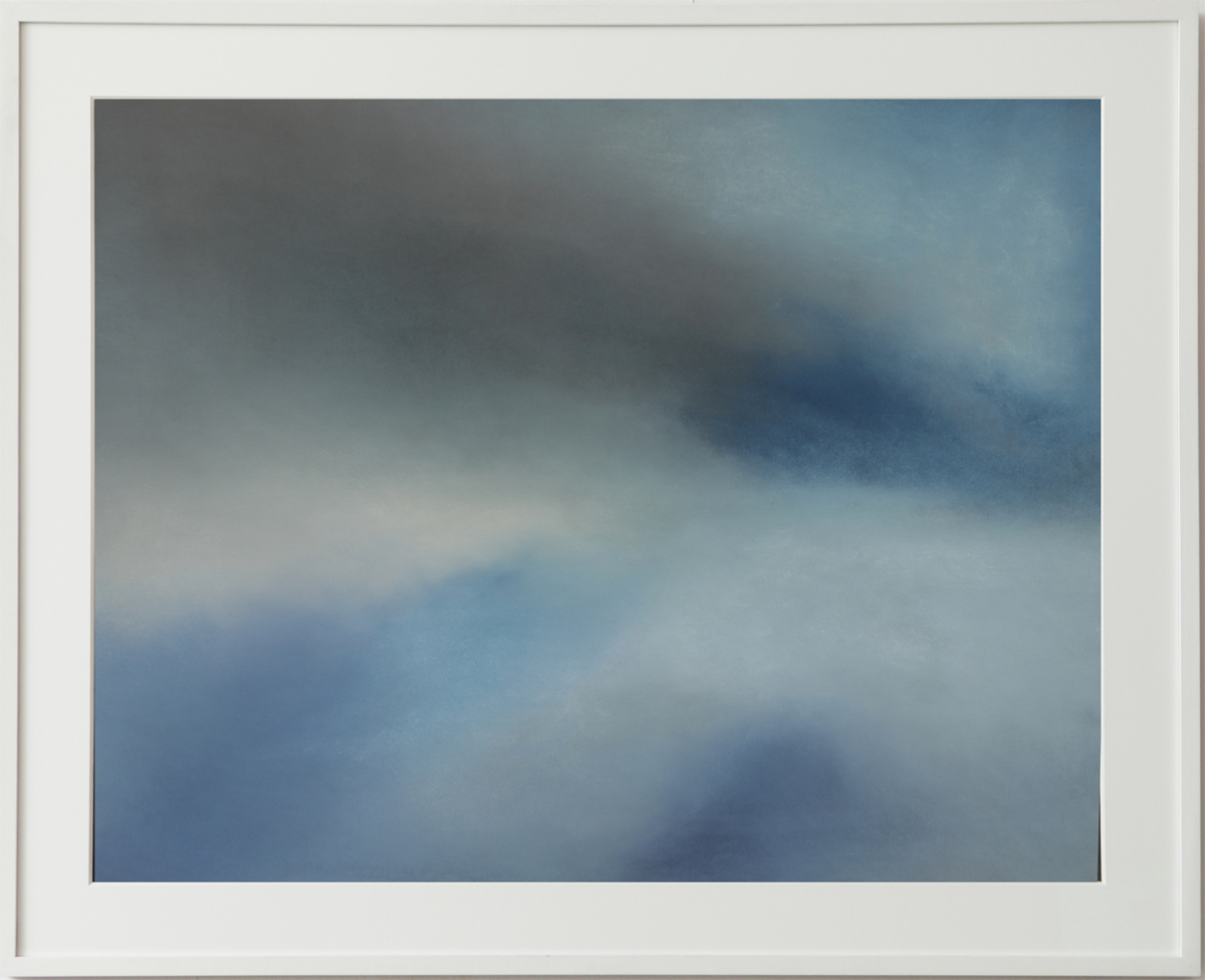 Untitled #13, 2019 Remake, Pastel, 100 x 122 cm ND-1948 ©Nicolas Dhervillers