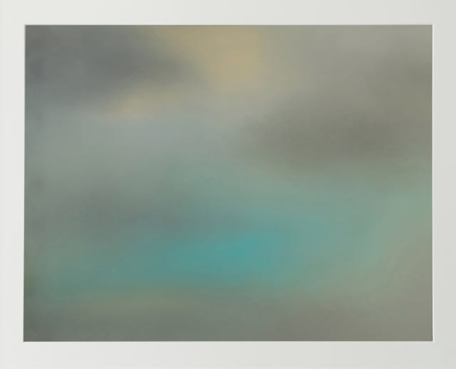 Untitled #15, 2019 Remake, Pastel, 100 x 122 cm ND-1950 ©Nicolas Dhervillers