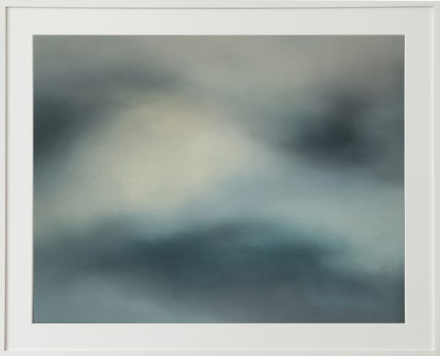 Untitled #2, 2017 Remake, Pastel, 100 x 122 cm ND-1945 ©Nicolas Dhervillers
