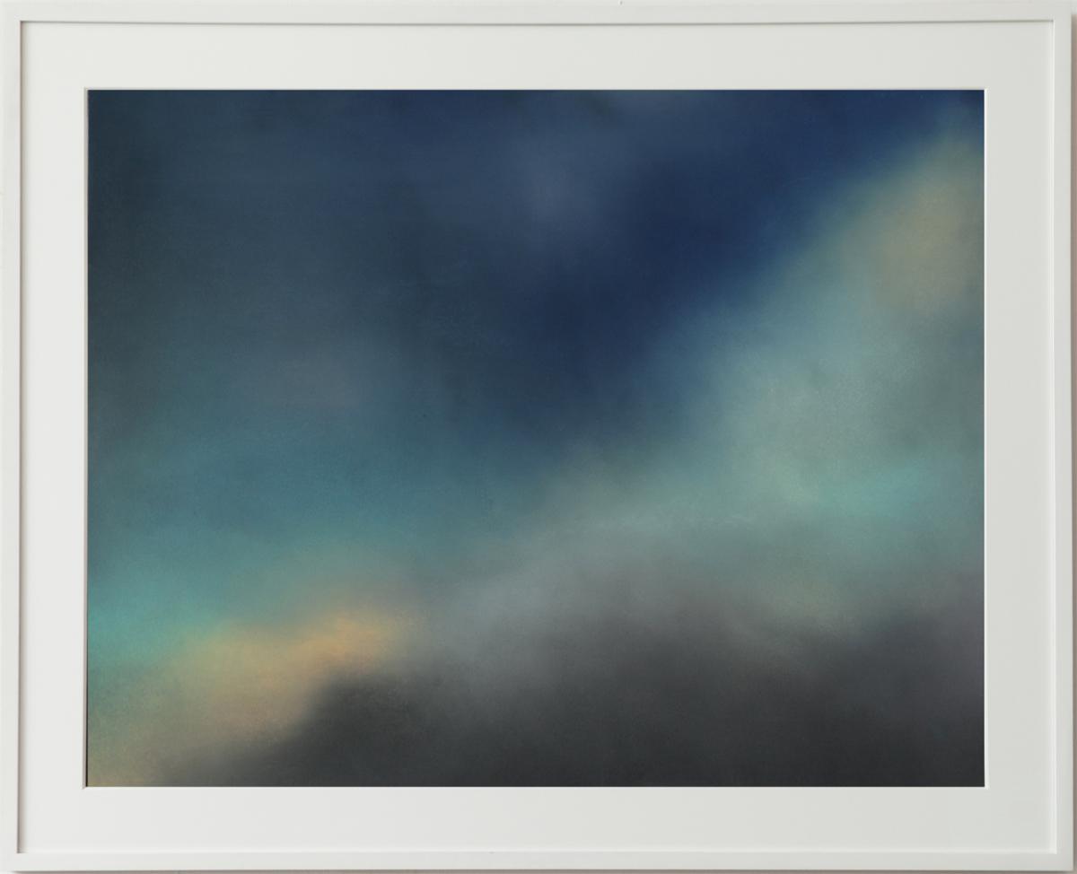Untitled #3, 2019 Remake, Pastel, 100 x 122 cm ND-1944 ©Nicolas Dhervillers