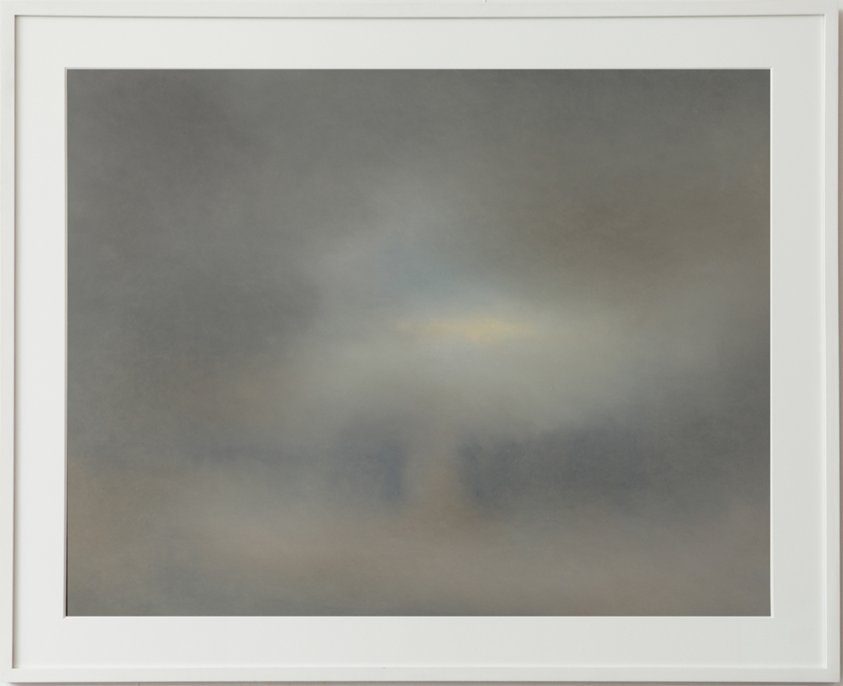 Untitled #5, 2019 Remake, Pastel, 100 x 122 cm ND-1911 ©Nicolas Dhervillers