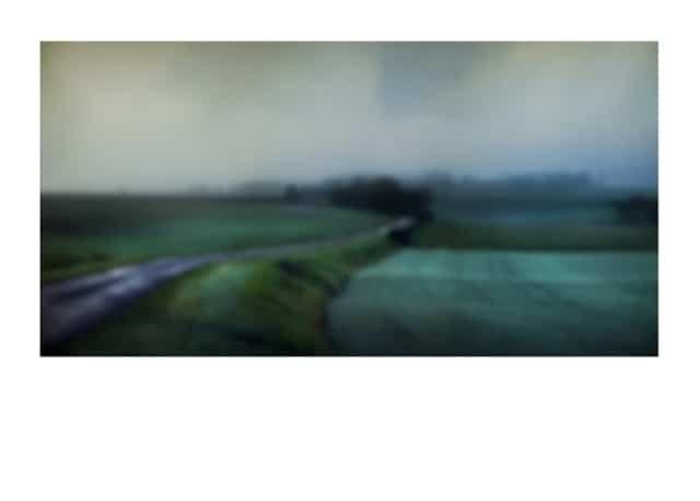 Retinal 3, 2014, Photographie, 140 x 200 cm ©Nicolas Dhervillers