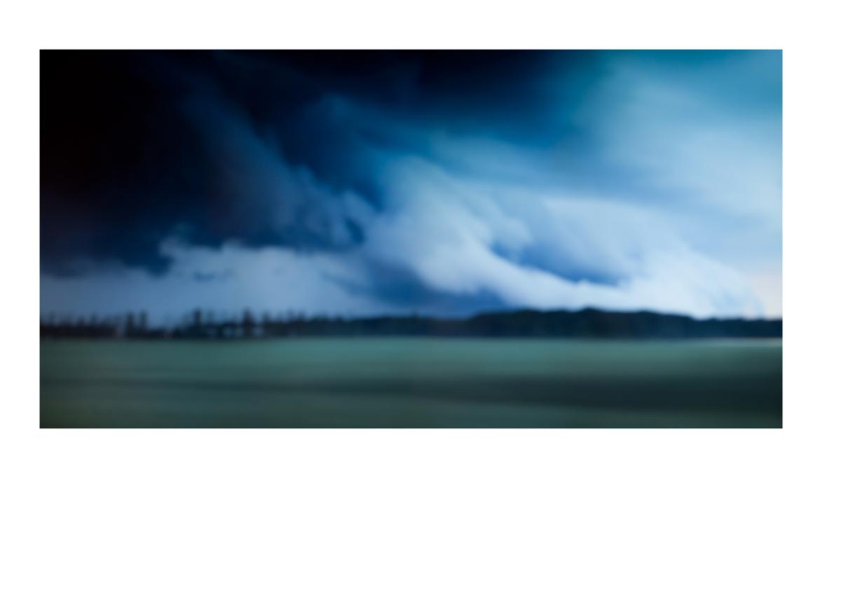 Retinal 6, 2014, Photographie, 140 x 200 cm ©Nicolas Dhervillers