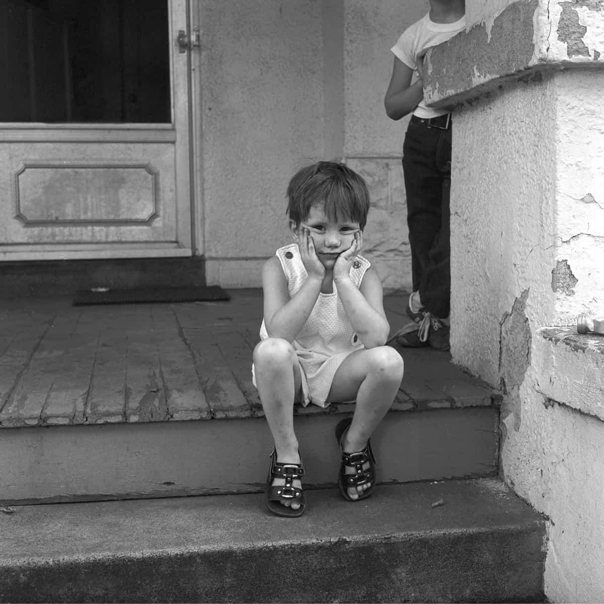 Ross, Denver, 1978 Photographie ©Ricardo Bloch