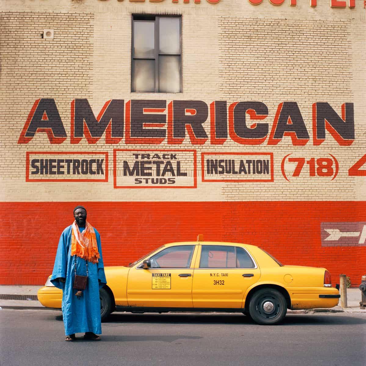 Taxis #8, New York, 2017, Fine art print sur Hahnemühle SG-NY08 ©Stephan Gladieu