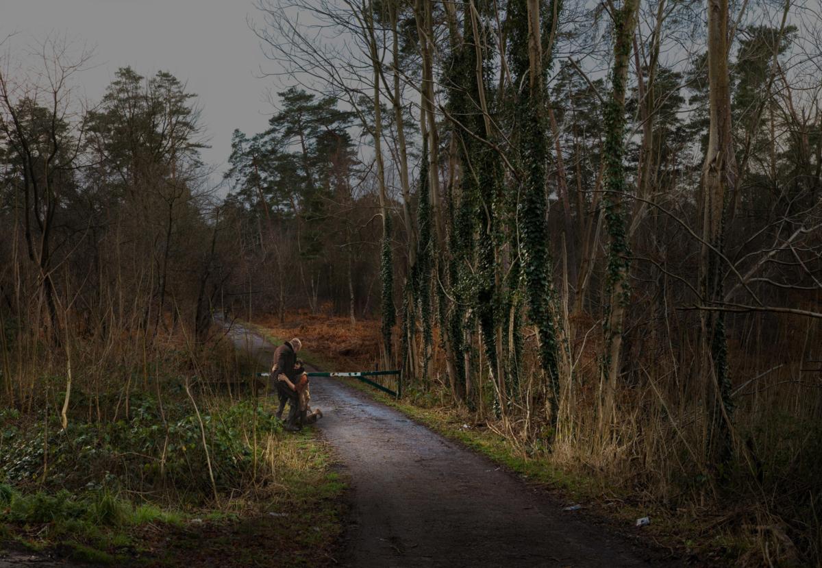 Hommage à James Tissot, 2013 série Hommage ©Nicolas Dhervillers