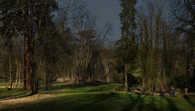 Hommage à John Collier, 2013 série Hommage ©Nicolas Dhervillers