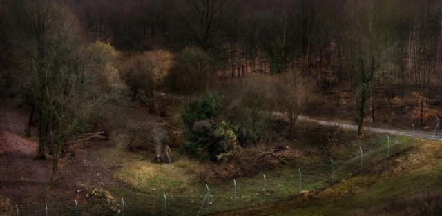 Hommage à John Williams Waterhouse, 2013 série Hommage ©Nicolas Dhervillers