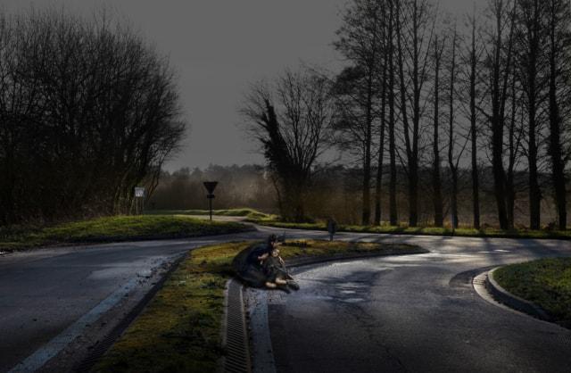 Hommage à Thomas Benjamin Kennington, 2013 série Hommage ©Nicolas Dhervillers