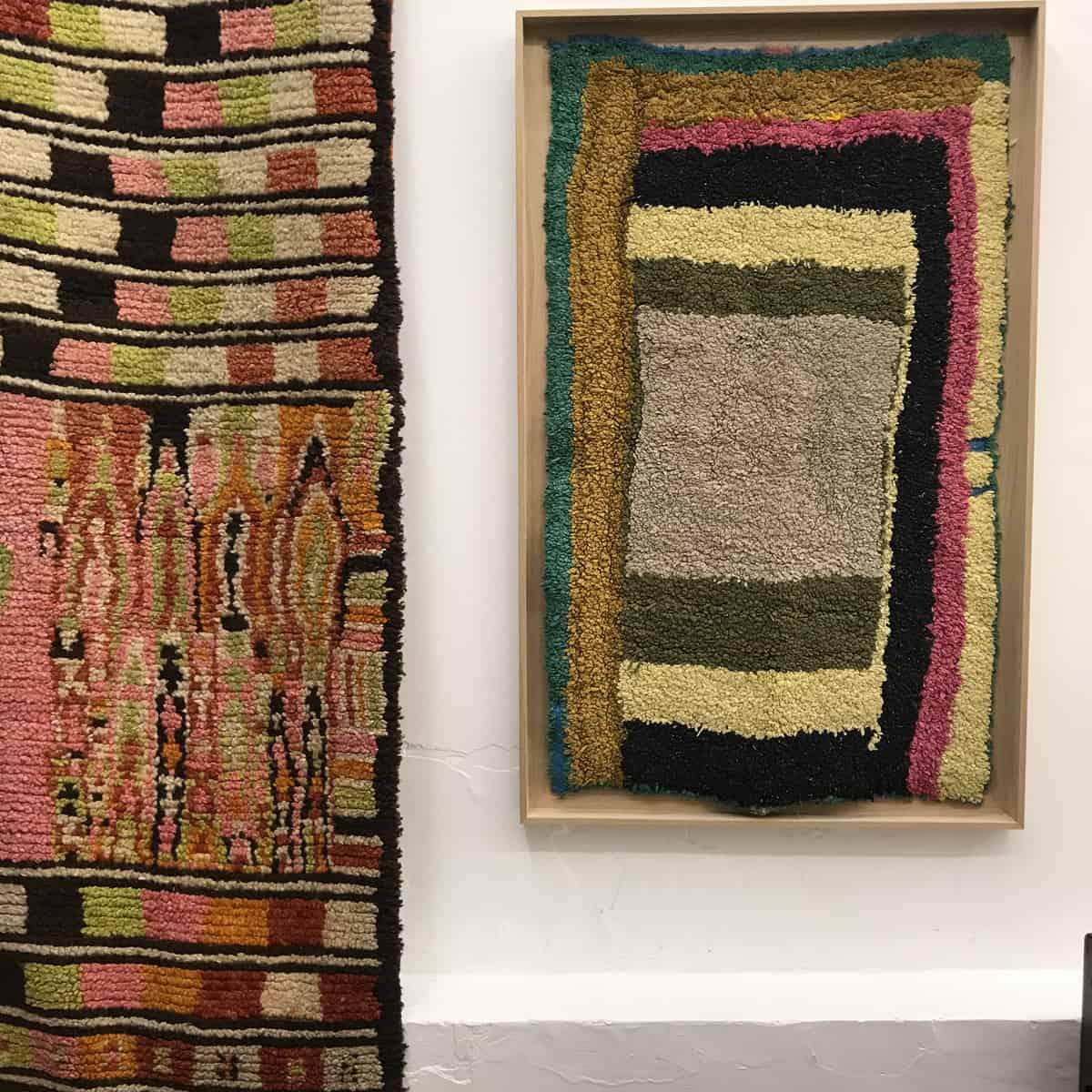 Collection Françoise Dorget, Tapis & Mobilier vintage, 8 > 28 novembre 2019