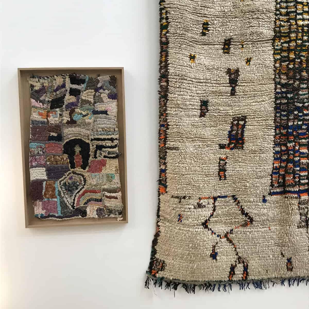 Collection Françoise Dorget, vue de l'exposition