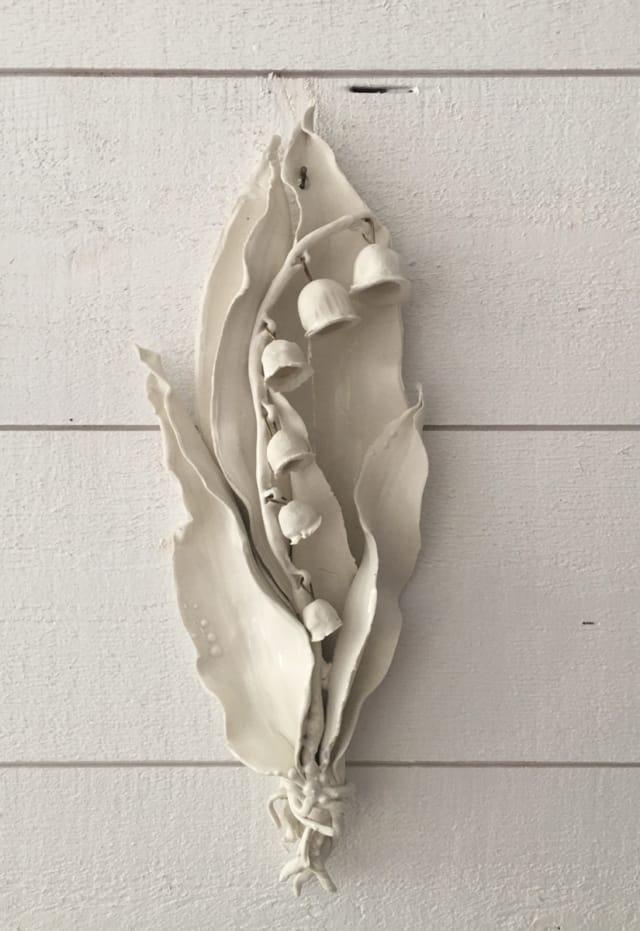 Muget en porcelaine ©Virginie Boudsocq