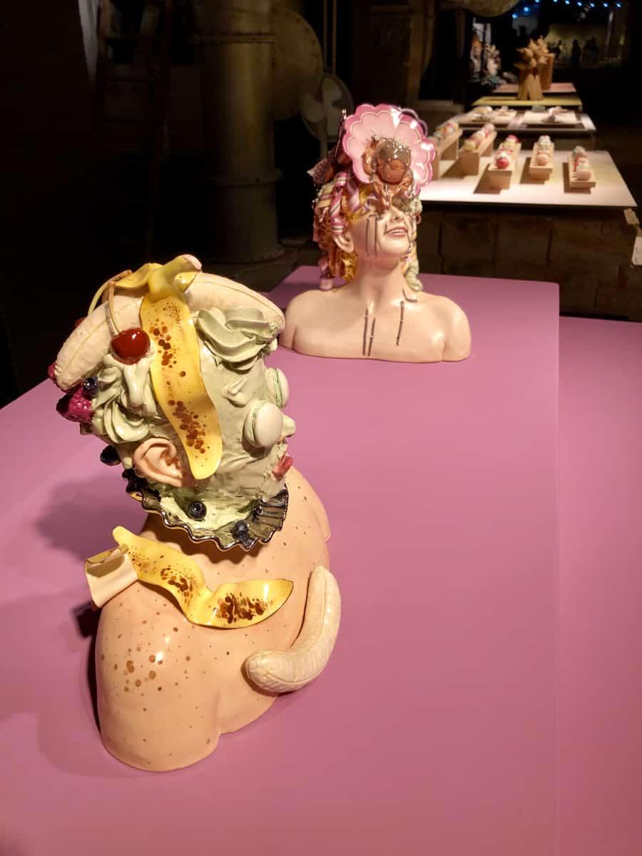 Jessica Stoller, Fondation Bernardaud Limoges