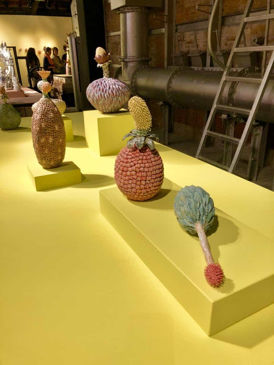 Kaori Kurihara, Fondation Bernardaud Limoges