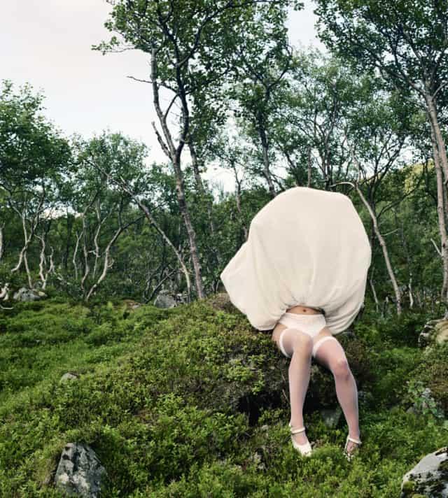 Untitled, 1999 Photographie ©Susanna Hesselberg