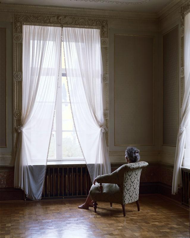Untitled (Isabelle), 2001 Photographie ©Susanna Hesselberg