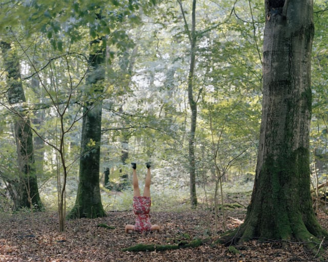 Nature Lover II, 2006 Photographie ©Susanna Hesselberg