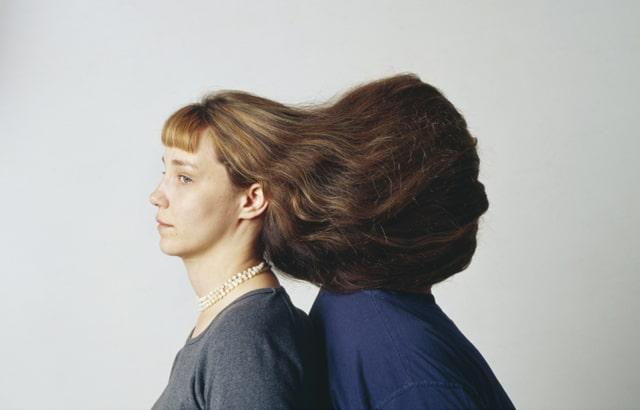 Asa & Peter, 2003 Photographie ©Susanna Hesselberg