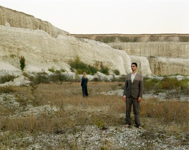 Desperate men, 2005 Photographie ©Susanna Hesselberg