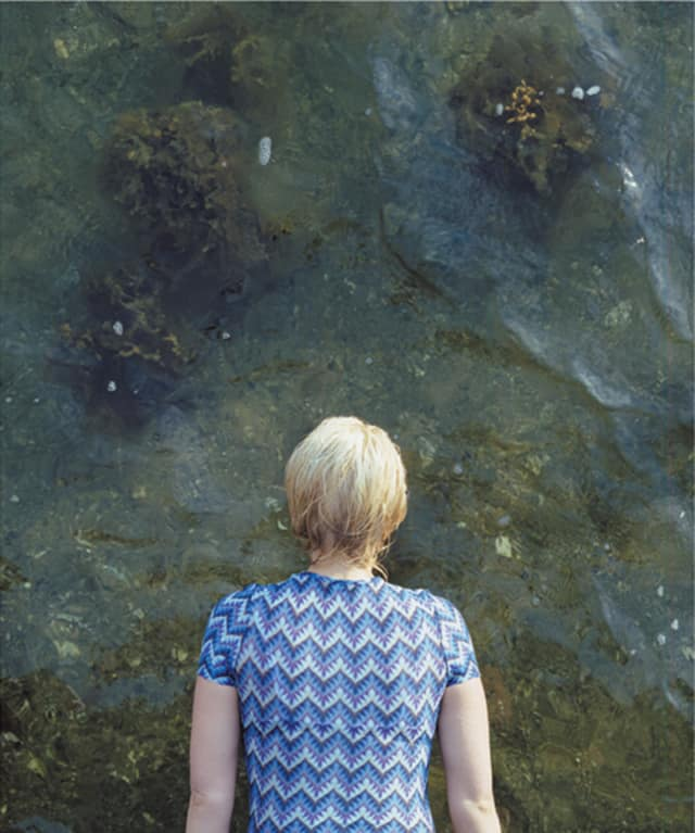 Untitled (Water-Wall), 2003 Photographie ©Susanna Hesselberg