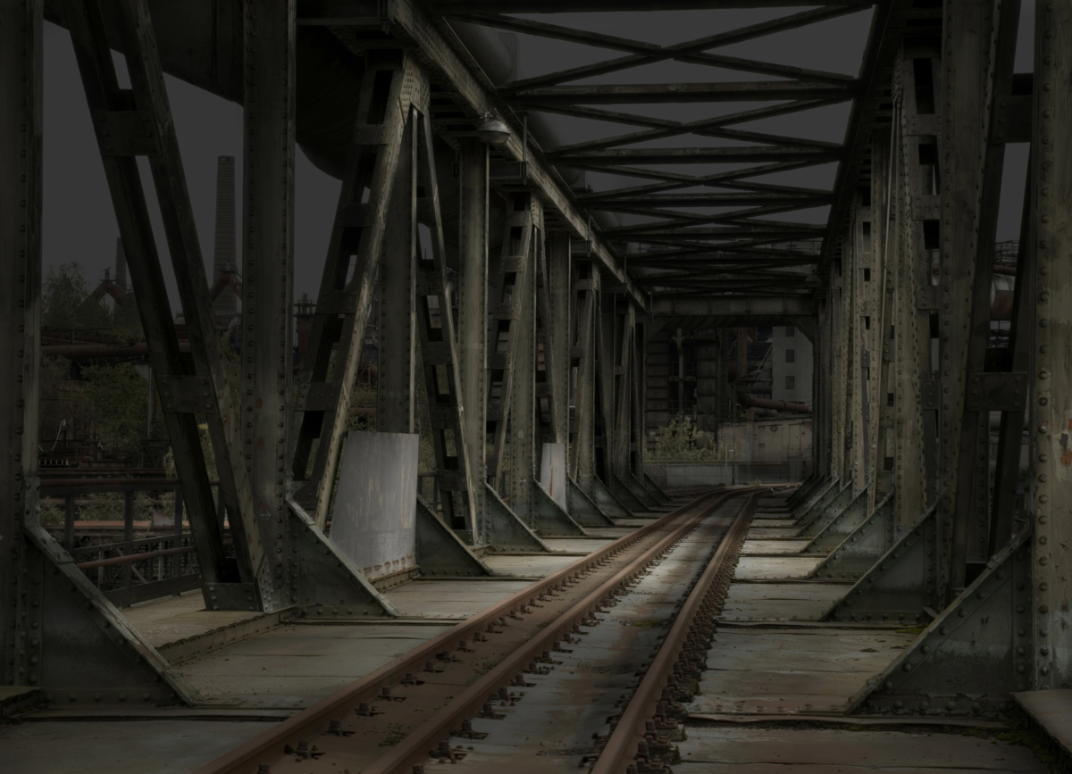 Bridge, 2012 ©Nicolas Dhervillers