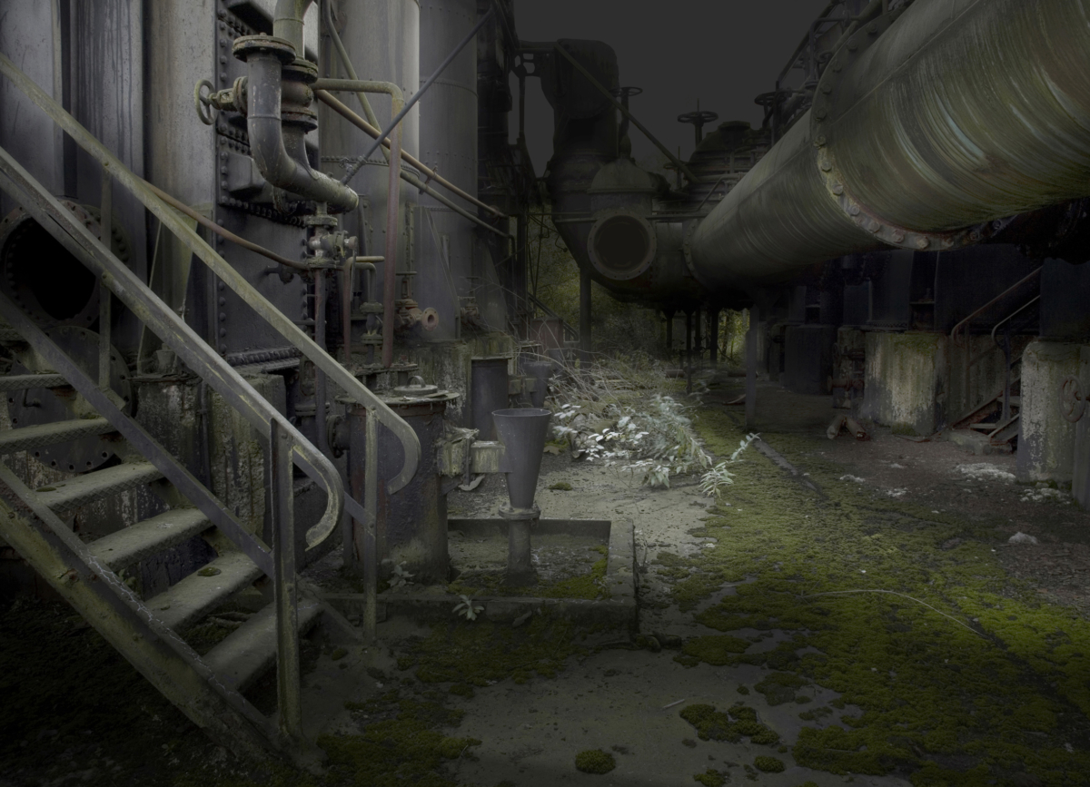 Station 3, 2012 ©Nicolas Dhervillers