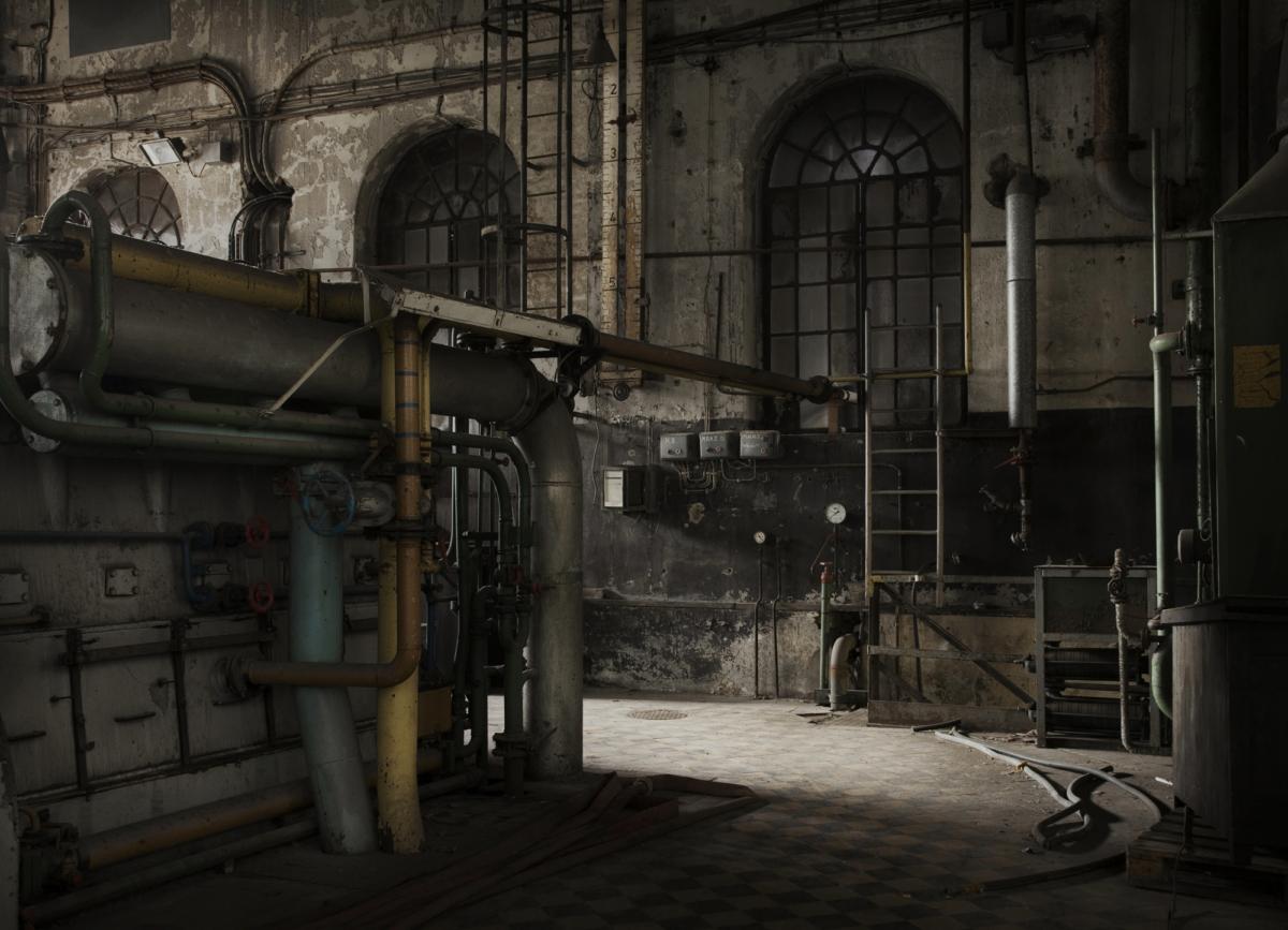 Inside 4, 2012 ©Nicolas Dhervillers