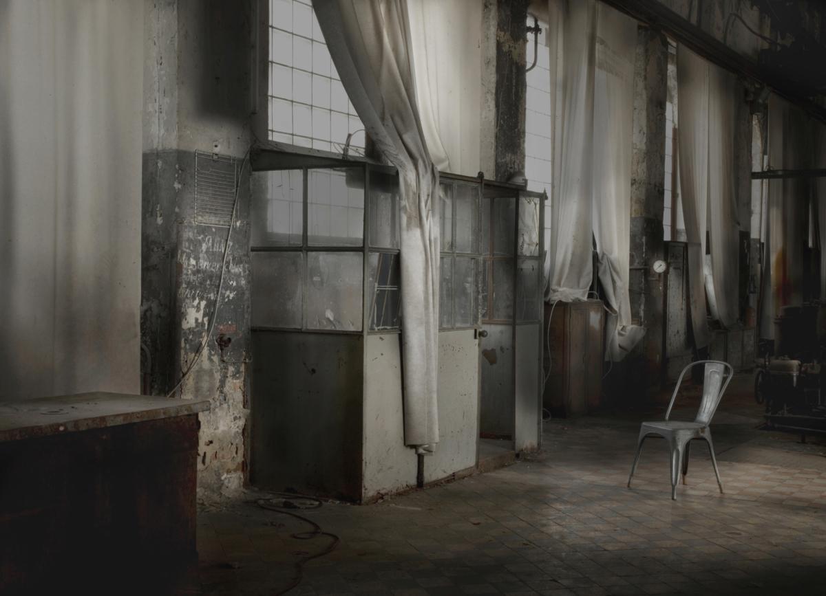 Inside 1, 2012 ©Nicolas Dhervillers