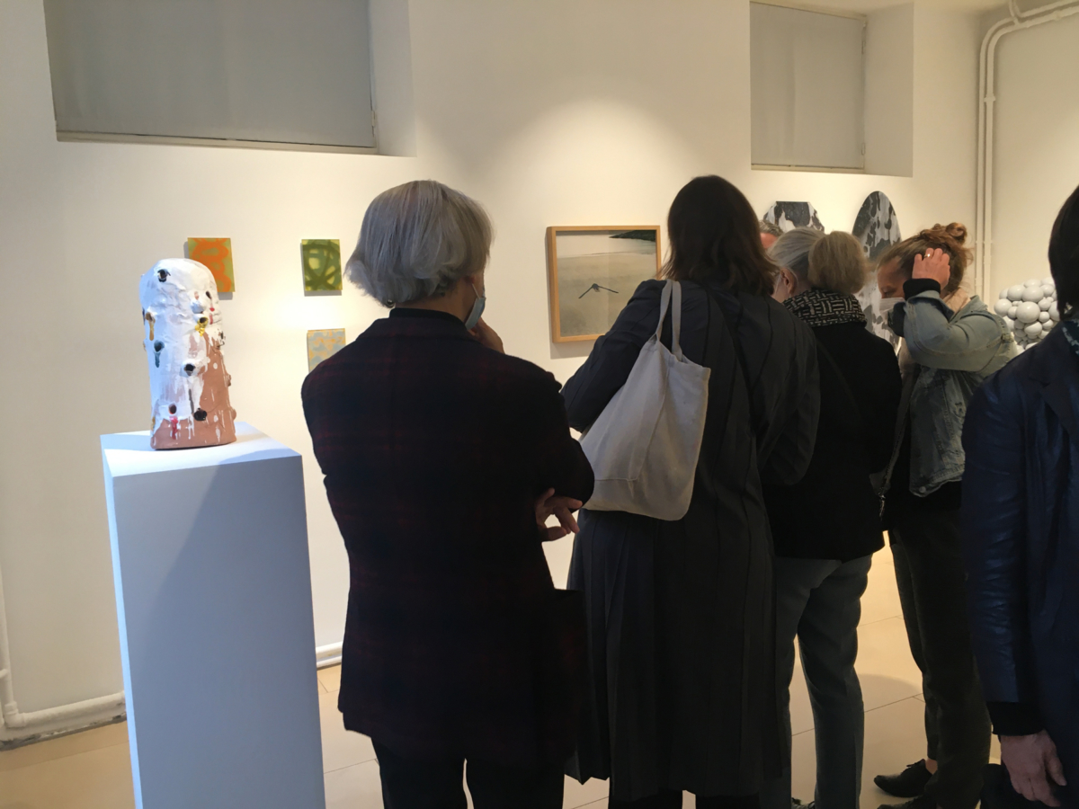 KONSTellation, parcours d'art contemporain Institut Suédois 29.06 > 04.07.2021
