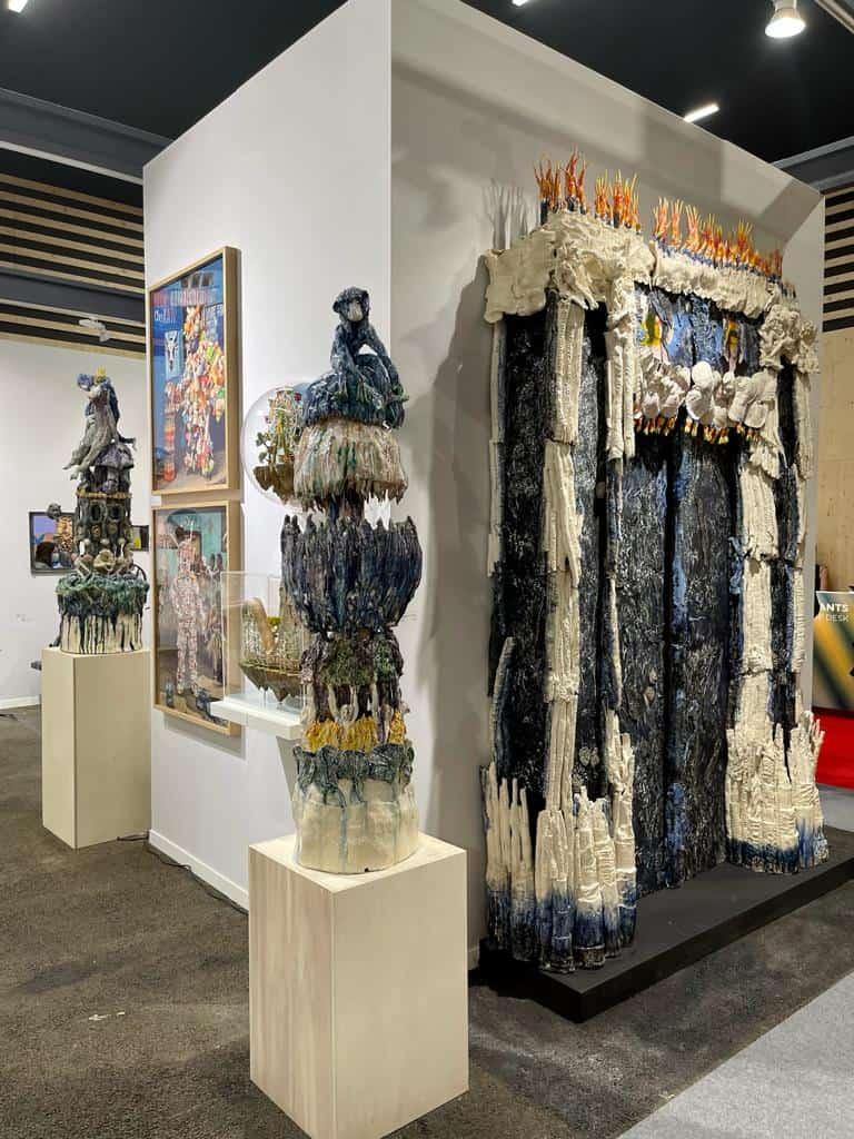 Art Paris Art Fair 2021, Grand Palais Éphémère, Paris 9 > 12 septembre 2021